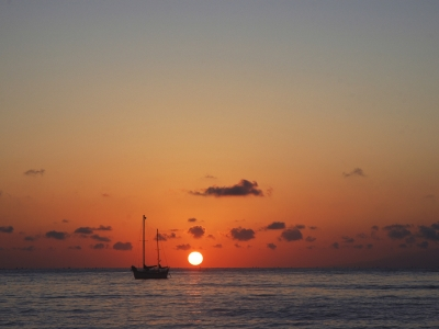 Bali's Sunrise