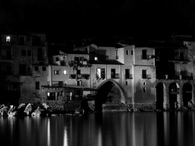 Cefalu By Night