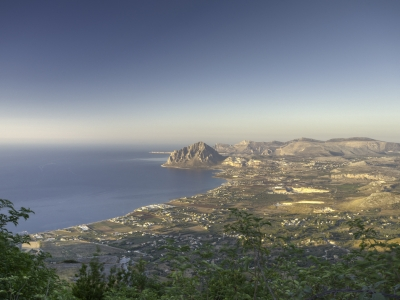 View From Erice II